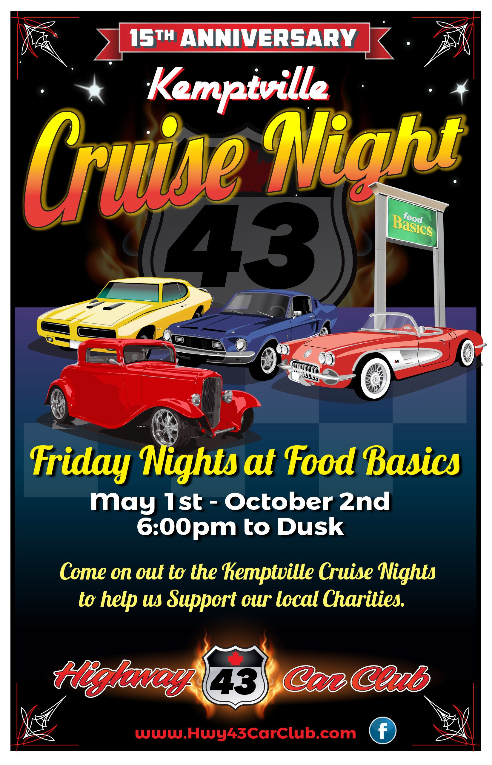 2020 Cruise Nights